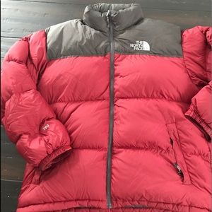 Men's North Face Puffer Jacket